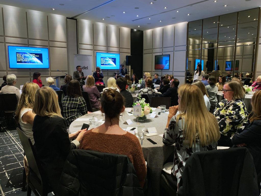 Cidel's Annual Women's Event - Cidel Institutional